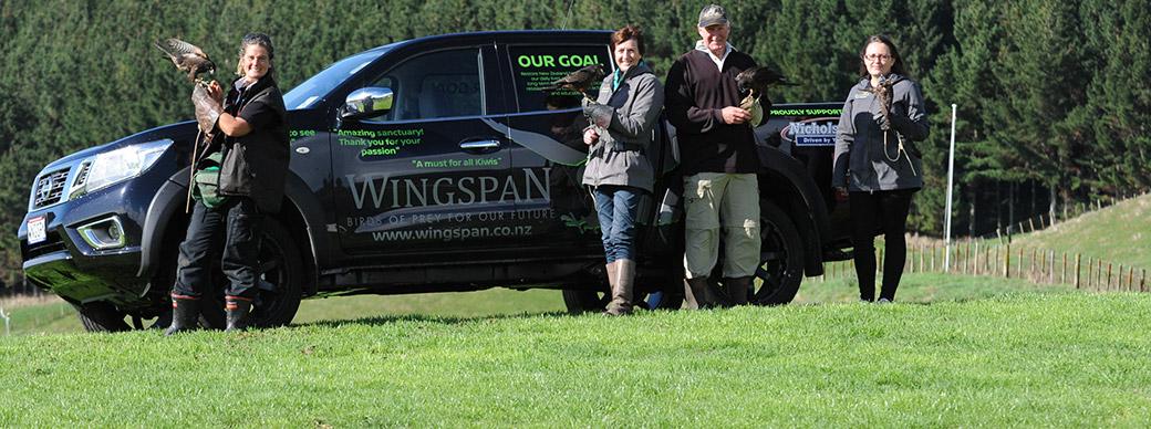 Wingspan Team