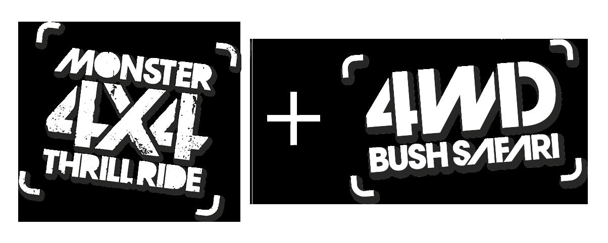 Monster 4x4 and 4wd Bush Safari