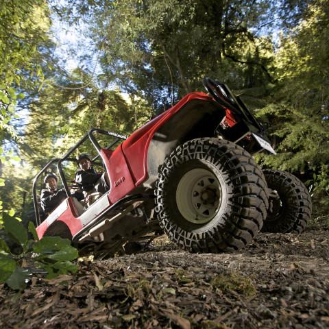 Monster 4x4 Thrill Ride Off Road Nz