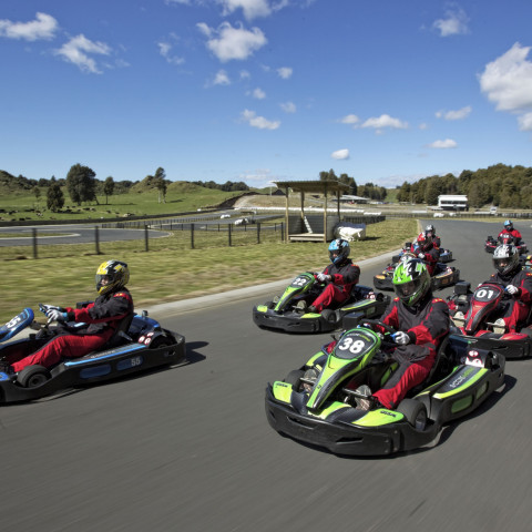 Go Karting at Off Road NZ
